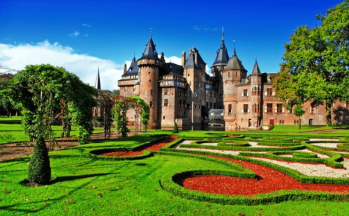 Discover the Netherlands Castles