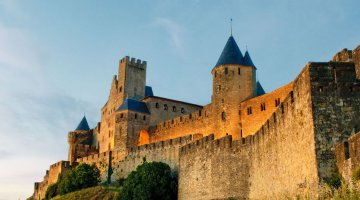 Cathar castles of France's Languedoc