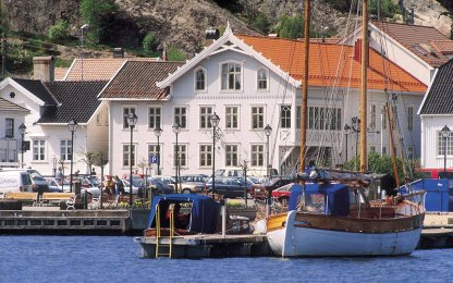 Norway - Lillesand Hotel Norge - Historic Hotels of Europe