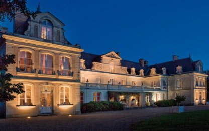 Chateau des Briottieres - France I Historic Hotels of Europe
