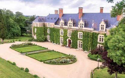 Chateau de l'Epinay - France I Historic Hotels of Europe