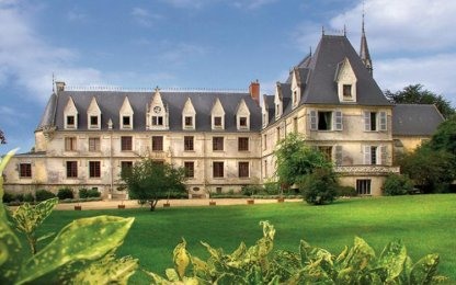Chateau de Reignac - France I Historic Hotels of Europe