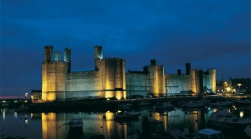 From dragons to fairytales: A history of castles in Wales