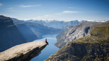 Iconic Norway: A trip around the western fjords