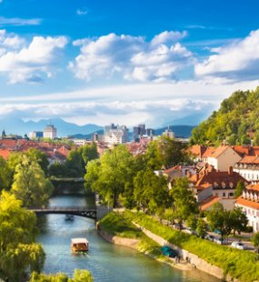 Luxury Accommodation in Slovenia