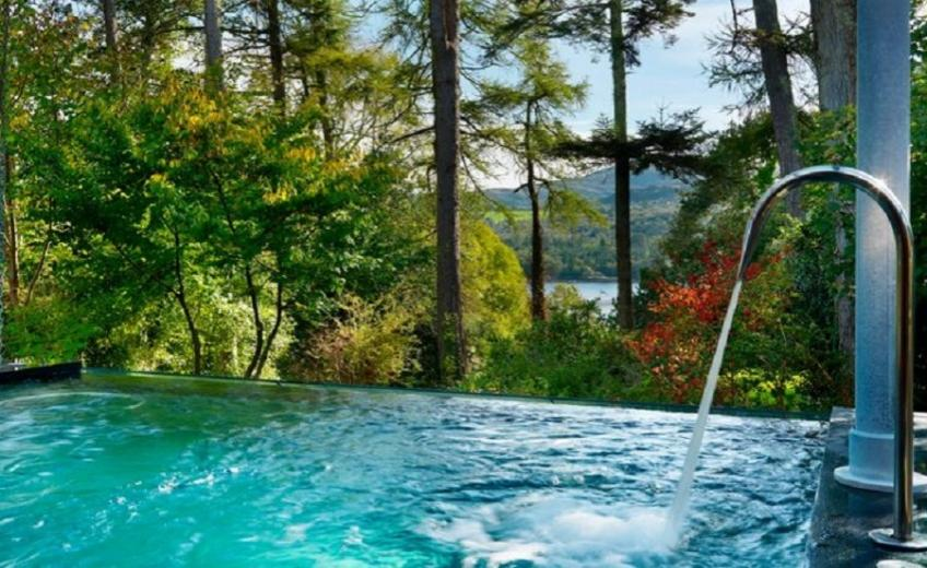Park Hotel Kenmare A Country House Property Located In