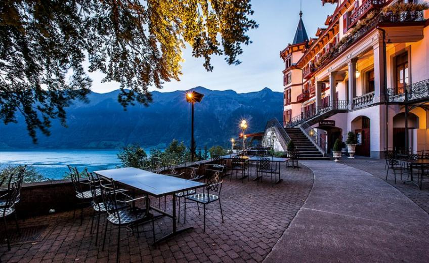 Grandhotel Giessbach A Palace Property Located In